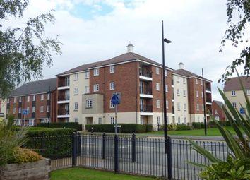 Thumbnail 2 bed flat for sale in Pinehurst Walk, Boston Boulevard, Warrington, Cheshire