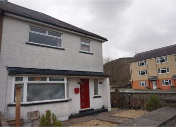 Thumbnail 4 bed terraced house for sale in Abercaseg, Bethesda
