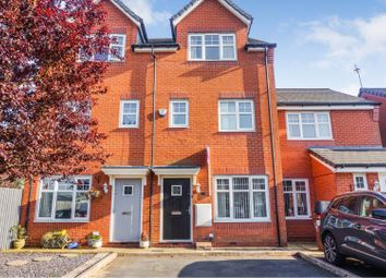 4 bed terraced house for sale in Deerfield Close, St. Helens WA9