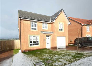 Thumbnail 4 bed detached house for sale in Cot Castle Grove, Stonehouse, Larkhall