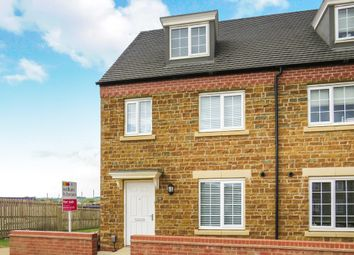 3 bed semi-detached house for sale in Dragonfly Way, Northampton NN4