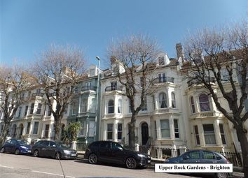 Thumbnail Studio to rent in Upper Rock Gardens, Brighton, East Sussex