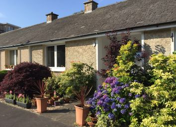 Thumbnail 1 bedroom terraced bungalow for sale in Thistle Neuk, Old Kilpatrick, Glasgow