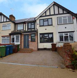3 bed terraced house for sale in Belsize Road, Harrow HA3