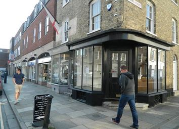 Thumbnail Retail premises to let in 56A East Street, Chichester, West Sussex