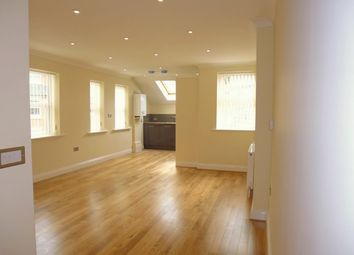 Thumbnail 1 bed flat to rent in Station Road, Parkstone, Poole
