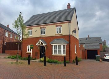 Thumbnail 3 bed detached house to rent in Tomblin Drive, Bearwood, Smethwick