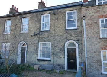 Thumbnail 3 bed town house for sale in Mouth Lane, North Brink, Guyhirn, Wisbech