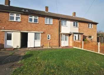 Thumbnail 3 bedroom terraced house to rent in Orchard Close, Letchworth Garden City