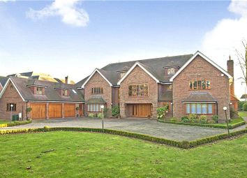 Thumbnail 7 bed detached house to rent in Stoke Park Avenue, Farnham Royal