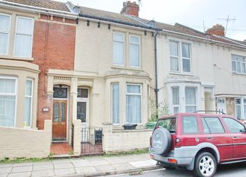 Thumbnail 3 bed terraced house for sale in Clive Road, Portsmouth
