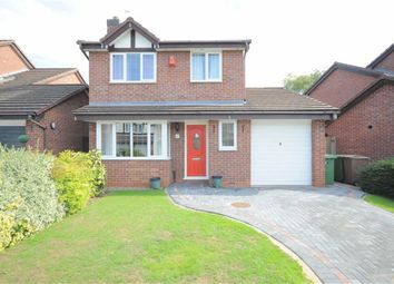 Thumbnail 3 bed detached house for sale in Thomas Avenue, Stone