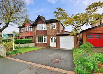 Thumbnail 3 bed semi-detached house for sale in Southway Avenue, Appleton, Warrington