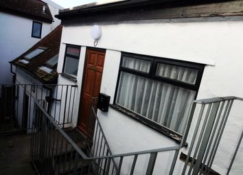 Thumbnail 1 bedroom maisonette to rent in High Street, Baldock