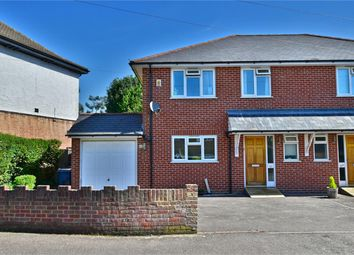 Thumbnail 3 bed semi-detached house for sale in Orchard Grove, Chalfont St Peter, Buckinghamshire