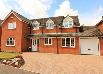 Thumbnail 5 bed detached house for sale in Allwood Avenue, Scarning