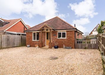 Thumbnail 3 bed detached bungalow for sale in South Lane, Nomansland, Salisbury