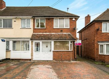 Thumbnail 3 bed end terrace house for sale in Brushfield Road, Great Barr, Birmingham