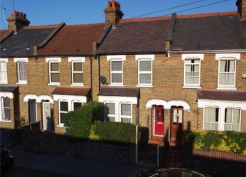 Thumbnail 2 bed terraced house for sale in Gordon Road, Enfield, Middlesex