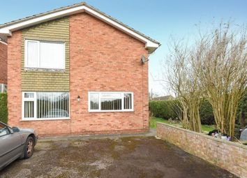 Thumbnail 3 bed detached house for sale in Hampton Dene, Hereford