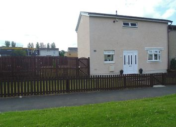 Thumbnail 2 bed end terrace house for sale in Ballantrae Wynd, Motherwell