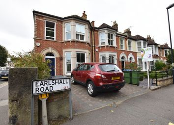 Thumbnail 3 bed terraced house to rent in Earshall Road, Eltham