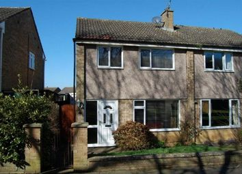 Thumbnail 3 bed semi-detached house for sale in Gleneagles Close, Daventry, Northants