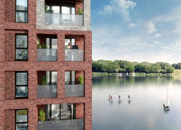 Southmere, Thamesmead SE2. 1 bed flat for sale