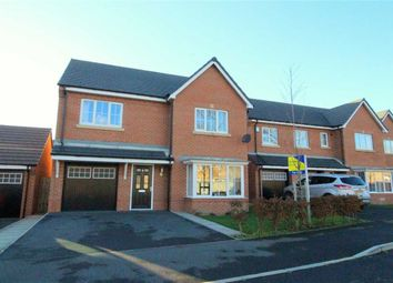 Thumbnail 4 bed detached house for sale in Water Meadows, Longridge, Preston