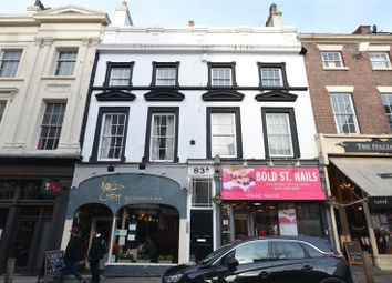 Thumbnail 1 bed flat for sale in Bold Street, Liverpool, Merseyside