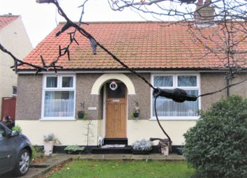 Thumbnail 2 bedroom semi-detached bungalow to rent in Dell Road, South Oulton Broad, Lowestoft