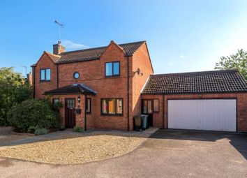 Thumbnail 5 bed detached house for sale in Saxon Way, Bourne