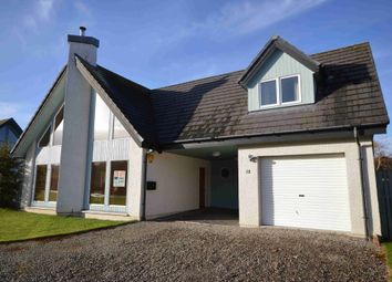 Thumbnail 3 bed detached house to rent in Carn Mor, Culbokie, Ross-Shire