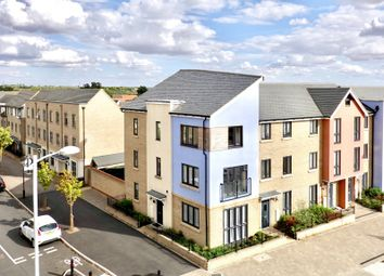 Thumbnail 3 bed end terrace house for sale in Station Square, St. Neots, Cambridgeshire