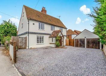 Thumbnail 5 bedroom detached house for sale in School Lane, Newington, Sittingbourne, Kent