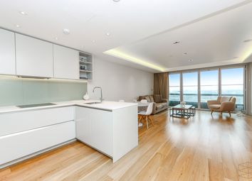Thumbnail 1 bed flat for sale in Flat Canaletto Tower, London