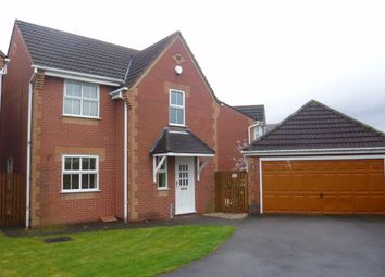 Thumbnail 3 bedroom detached house for sale in Cosgrove Avenue, Sutton-In-Ashfield, Notts