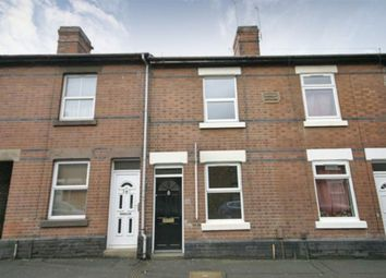Thumbnail 3 bed terraced house to rent in Selborne Street, Derby, Derbyshire