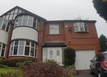 Thumbnail 4 bedroom semi-detached house for sale in Sedgley Park Road, Prestwich