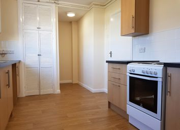 Thumbnail 3 bed flat to rent in Halliday Crescent, Southsea