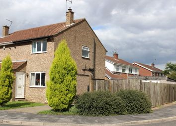 Thumbnail 3 bed semi-detached house for sale in Willow Rise, Thorpe Willoughby, Selby