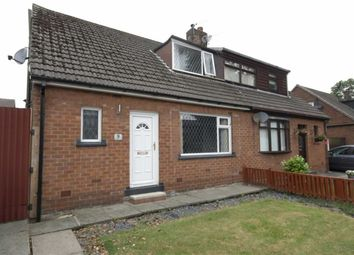 Thumbnail 2 bed semi-detached bungalow for sale in Delphside Road, Orrell