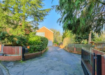3 bed detached house for sale in Lower Gustard Wood, Wheathampstead, St. Albans, Hertfordshire AL4