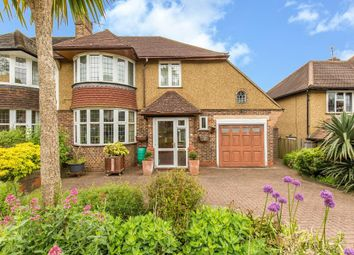 Thumbnail 4 bed semi-detached house for sale in Norfolk Avenue, Sanderstead