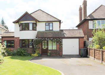 Thumbnail 3 bed detached house for sale in Beehive Hill, Kenilworth