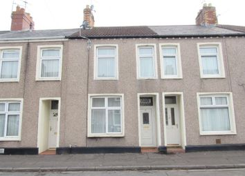 Thumbnail 2 bedroom terraced house for sale in Ivy Street, Canton, Cardiff