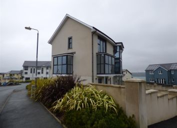 Thumbnail 4 bed end terrace house for sale in The Crescent, Pennar, Pembroke Dock