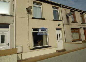 2 bed terraced house to rent in Oakfield Terrace, Nantymoel, Bridgend . CF32
