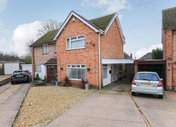 Thumbnail 2 bedroom semi-detached house for sale in Chartwell Drive, Bushbury, Wolverhampton