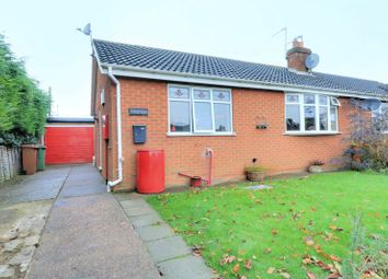 Thumbnail 2 bed semi-detached bungalow for sale in Cherry Grove, Belton, Doncaster